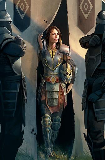 Dowódczyni straży