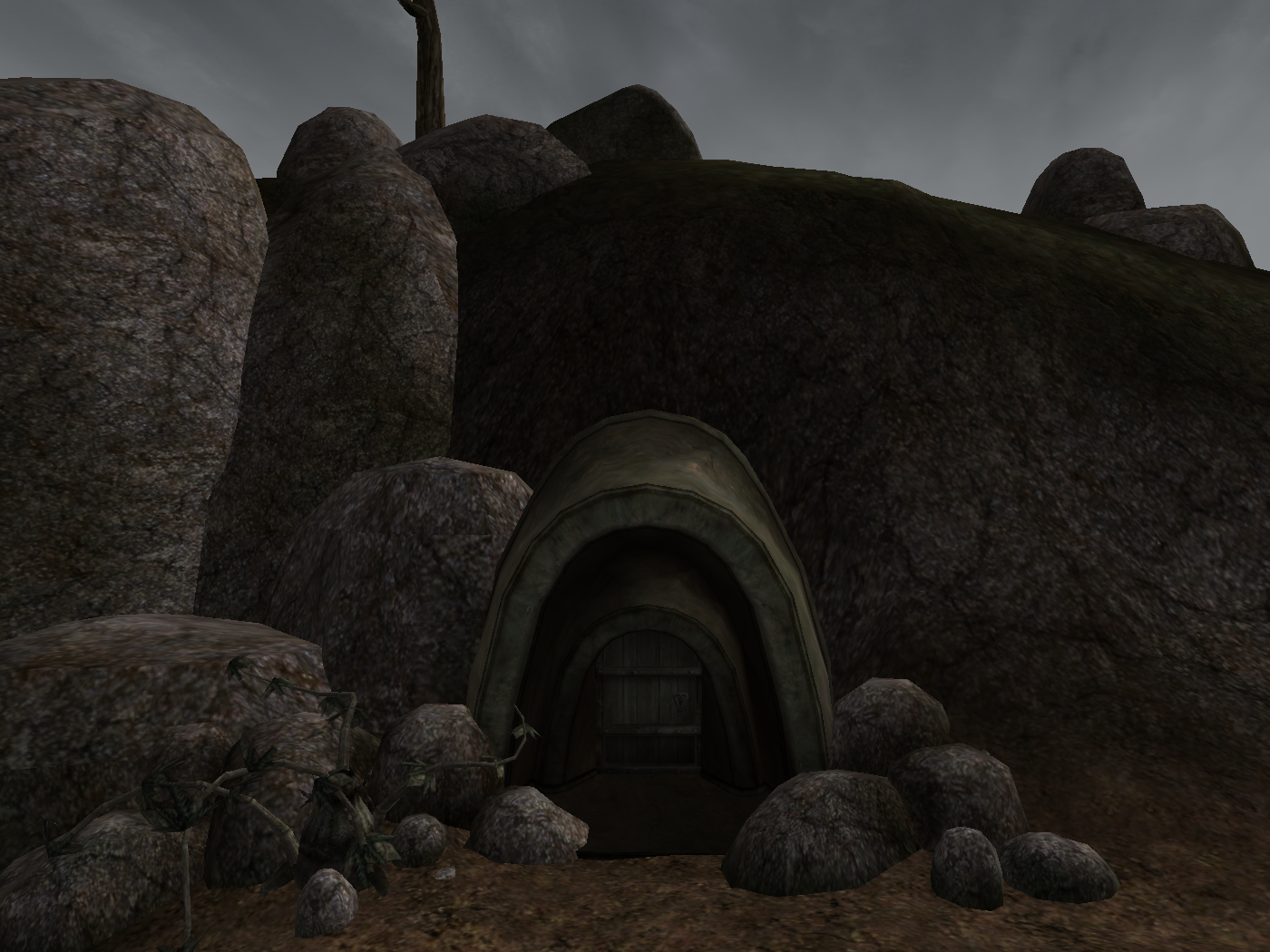 Ginith Ancestral Tomb (Morrowind)
