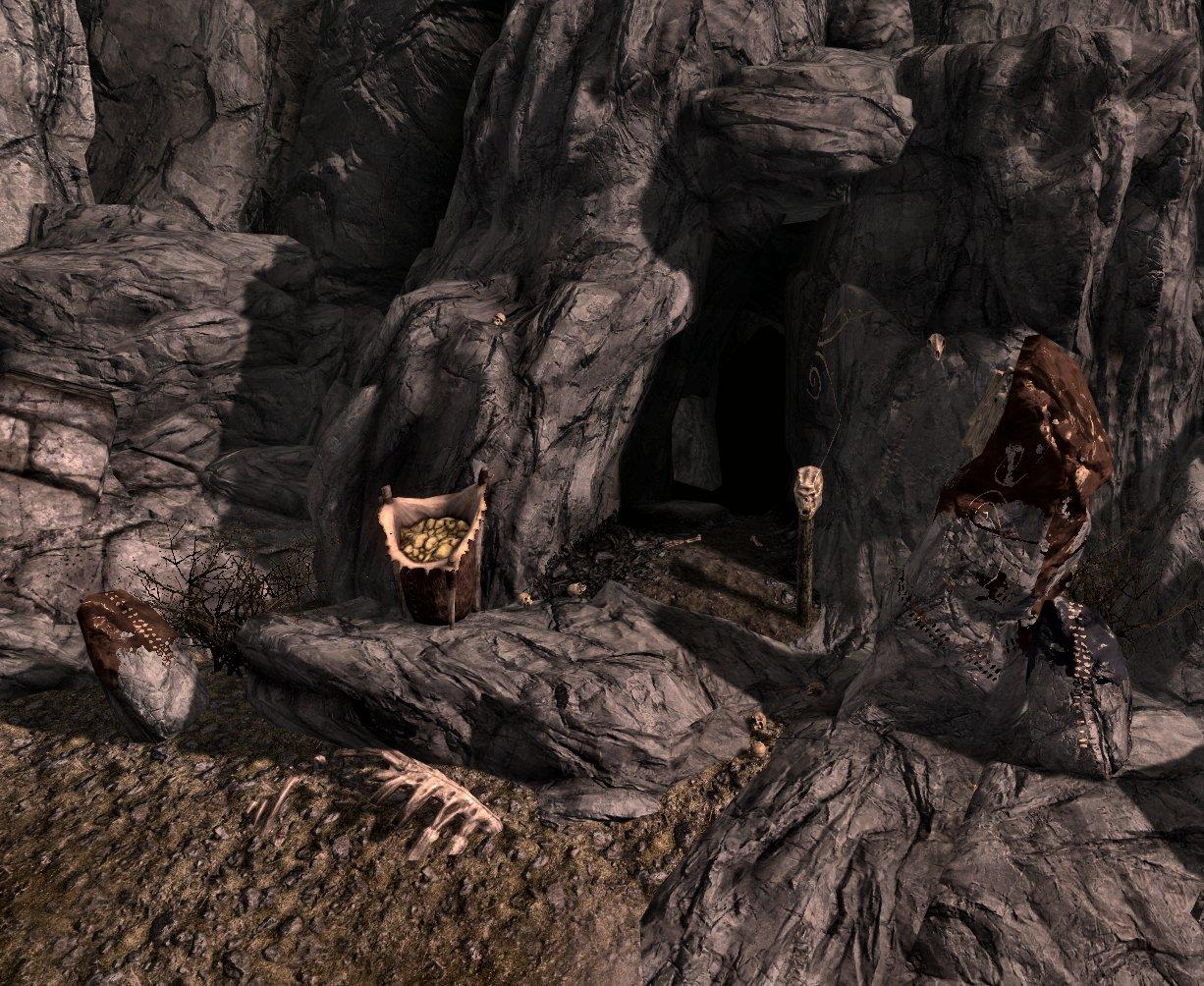 Guldun Rock Cave