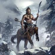 Stary centaur (Legends)