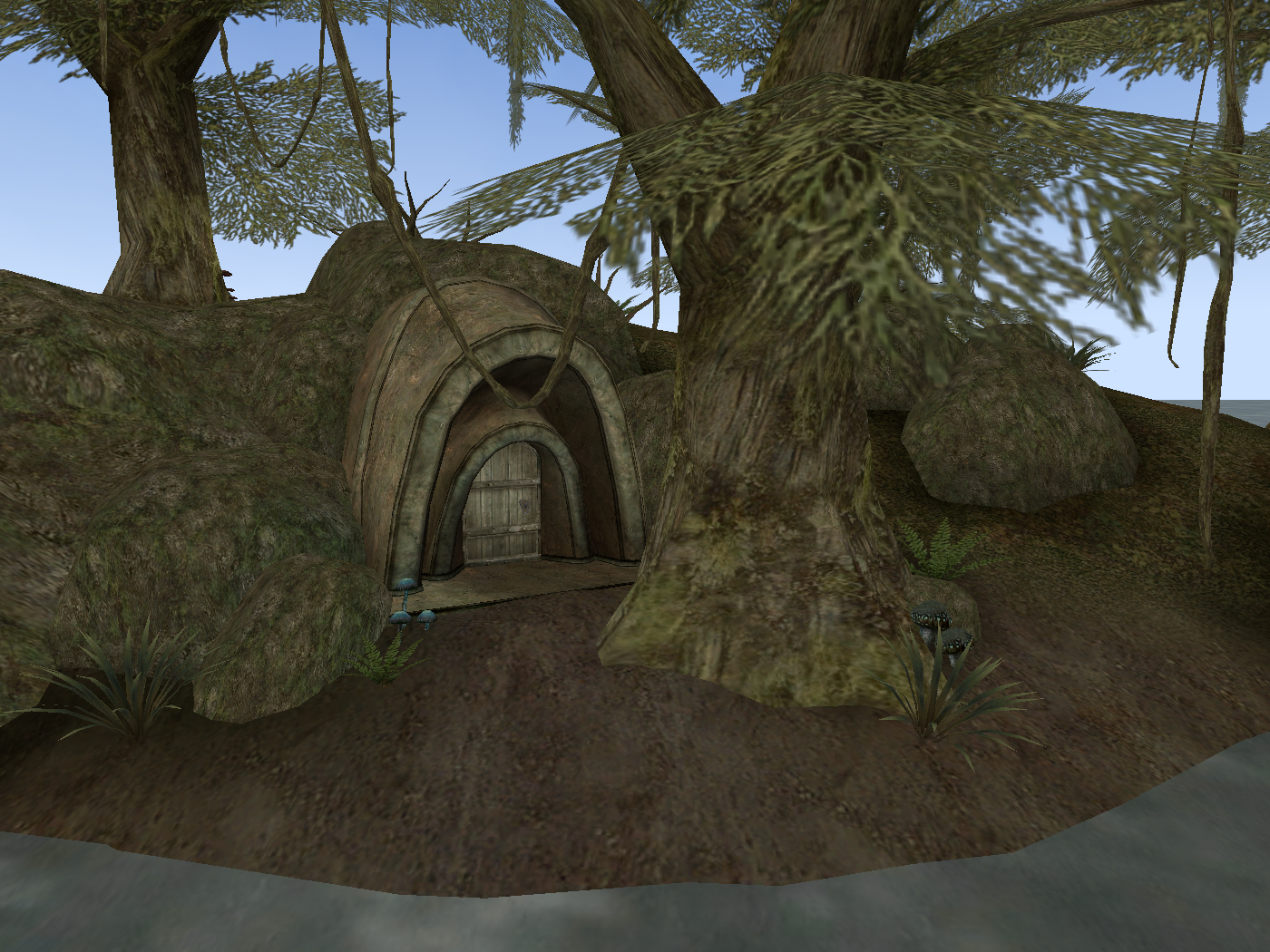 Thelas Ancestral Tomb (Morrowind)