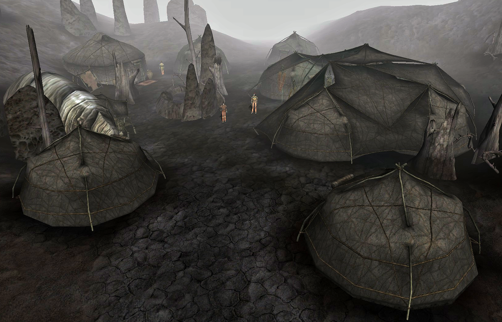 Urshilaku Camp (Morrowind)