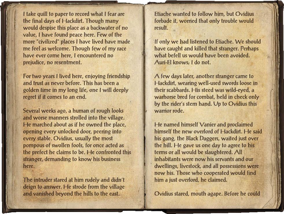 Aicaano's Journal