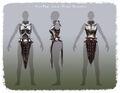 Nord Plate Armor Female Breastplate