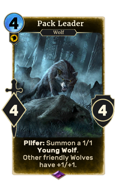 Pack Leader (Legends)