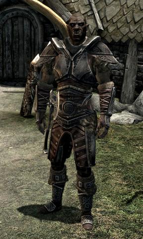 Ghorbash Mano di Ferro