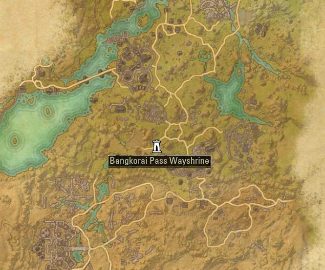 Bangkorai Pass Wayshrine