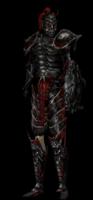 Даэдрический доспех (Morrowind)