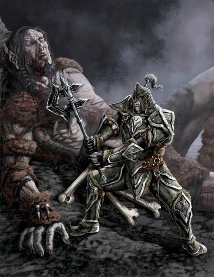Arms and Armor of the Orcish Champion: Gushagub Gro-Shugdurbam