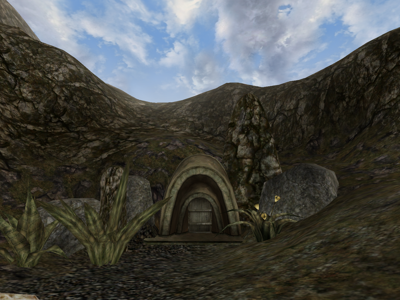 Redas Ancestral Tomb (Morrowind)