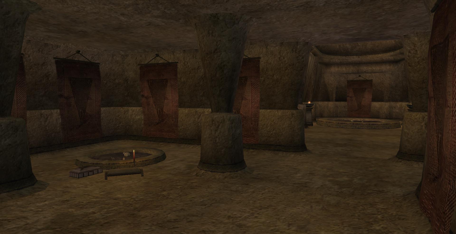 Redoran Ancestral Vaults