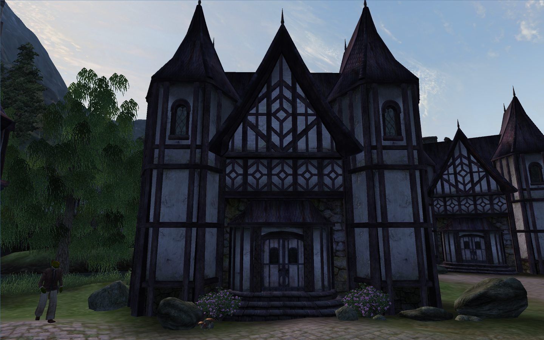 Дом Райта Литандаса