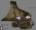 Ald'ruhn, Guard Tower 1 Interior Map