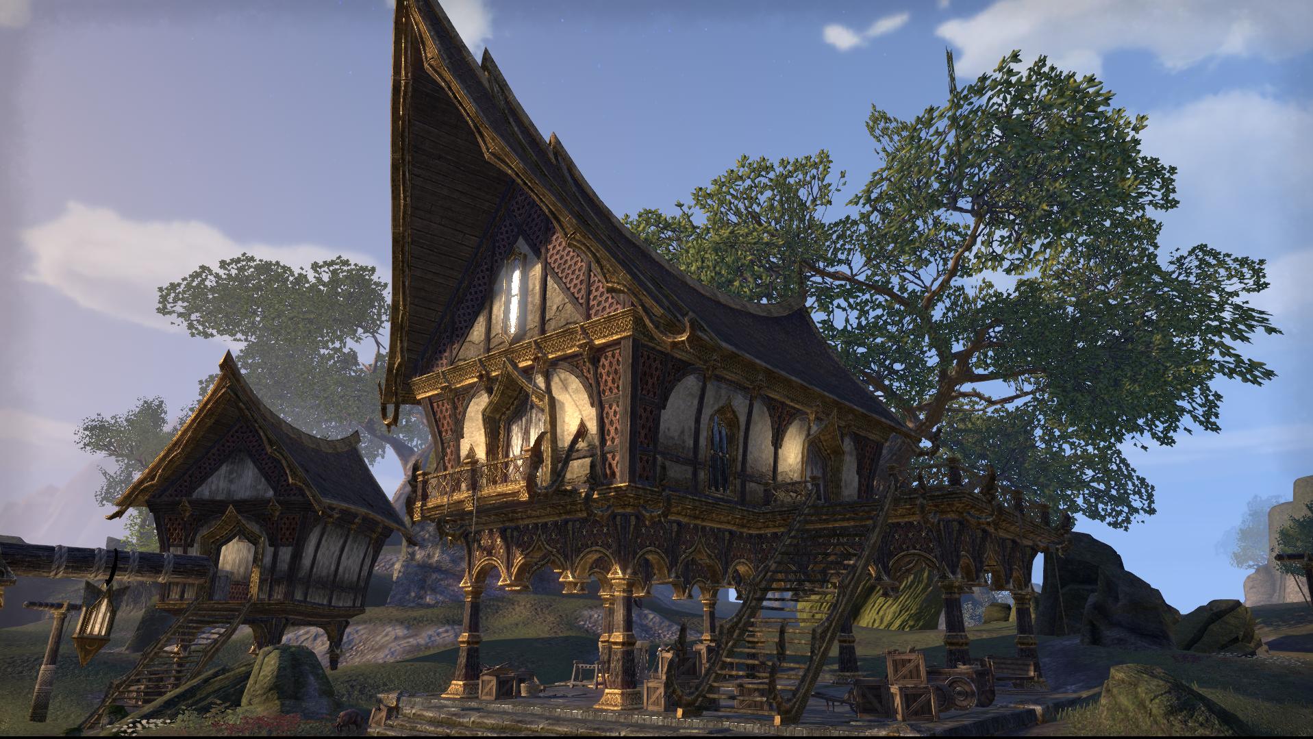 Juranda-ra's House