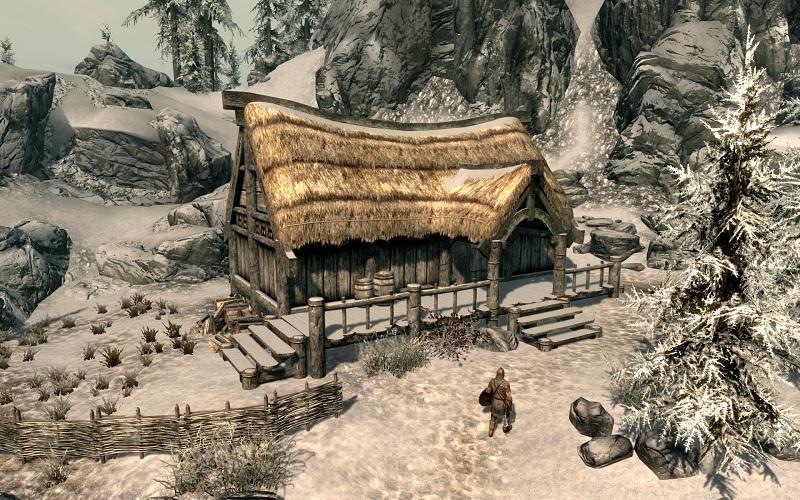 Дом Иргнир