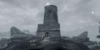 Faro di Solitude