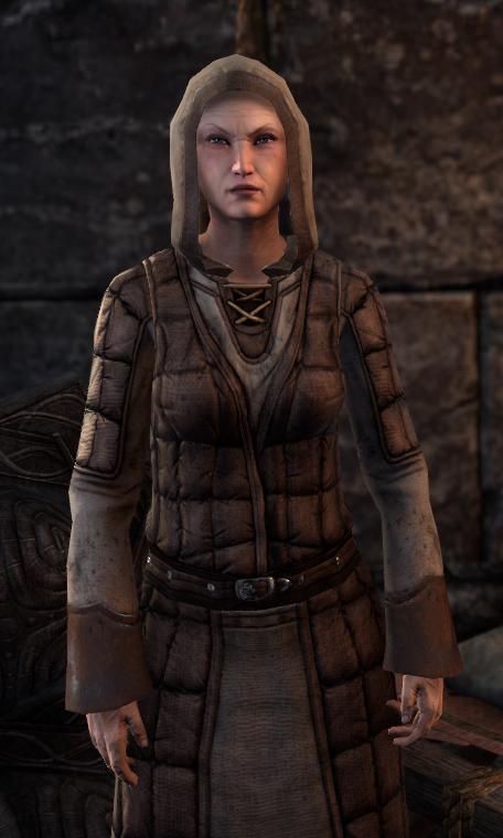 Abbesse Iraldine