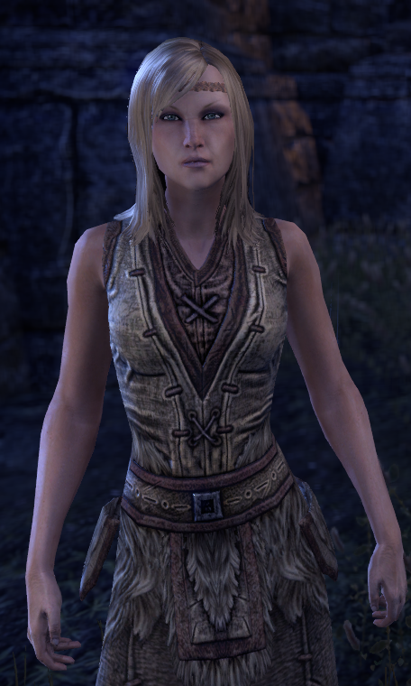 Amihild Dernière-née