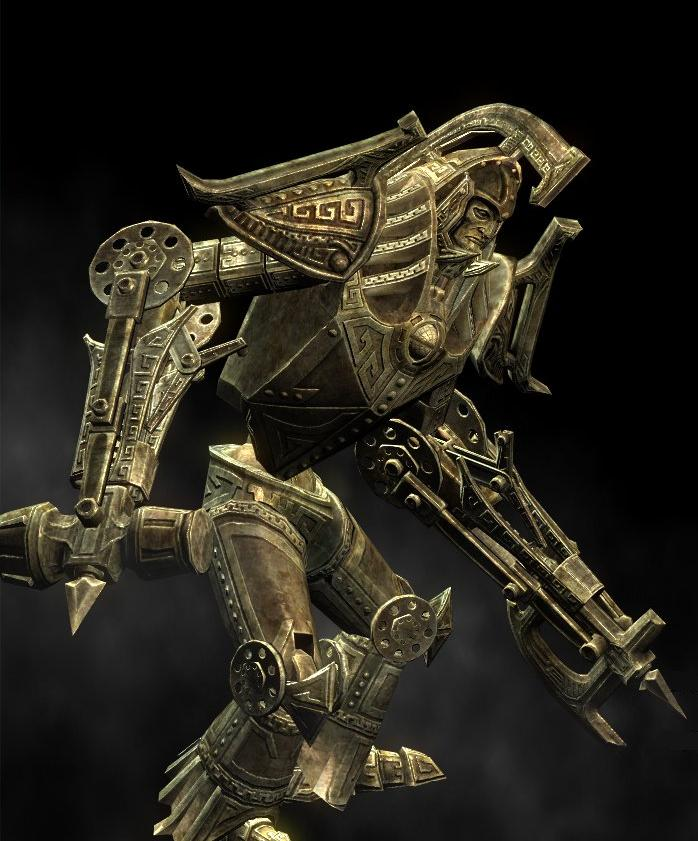 Dwarven Centurion (Skyrim)