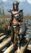 Falmer Armor - Female (Skyrim)
