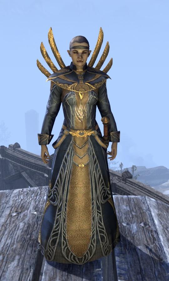 Priest Thegshalash