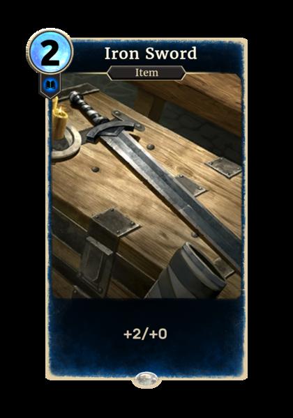 Железный меч (карта)