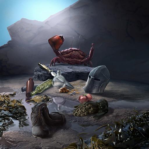 Krab-kupiec (Legends)
