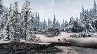 Озеро Йоргрим - битва хоркера и медведя