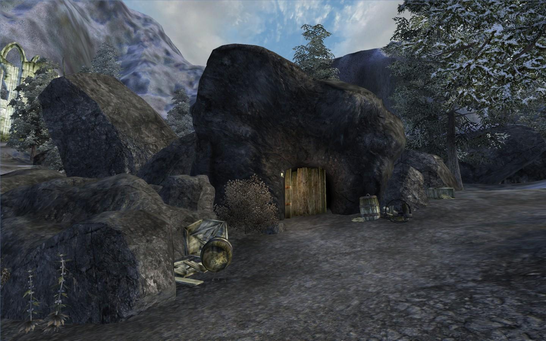 Пещера Замковый Камень (Oblivion)