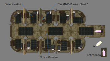 Guard Quarters map