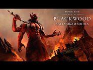 The Elder Scrolls Online- Blackwood — официальный трейлер игрового процесса