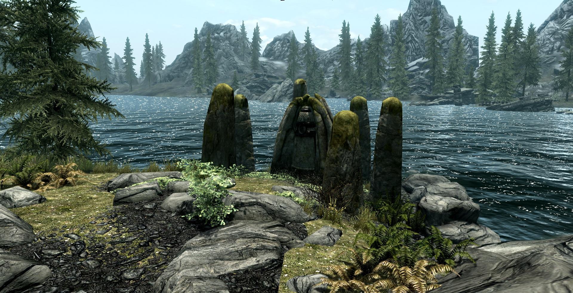 Камень Леди (Skyrim)