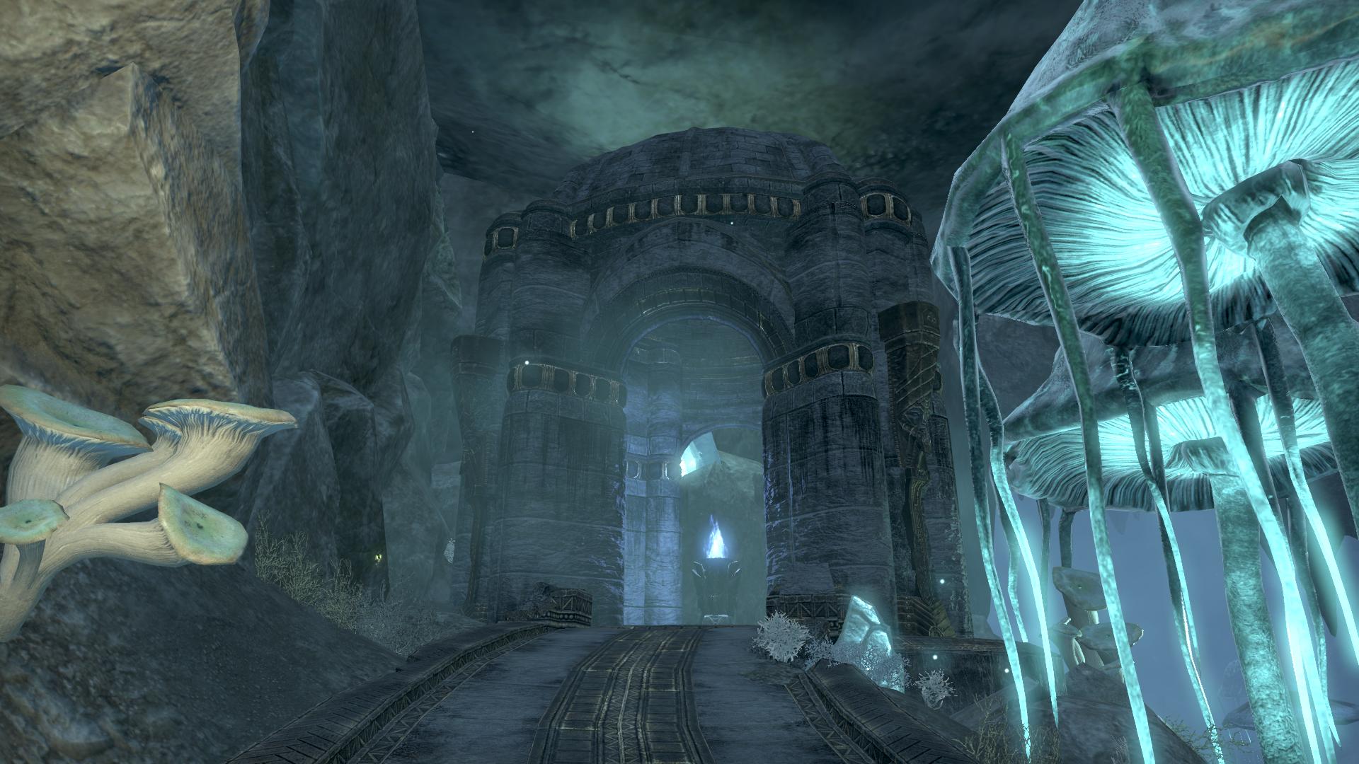Дорожное святилище подземной площадки