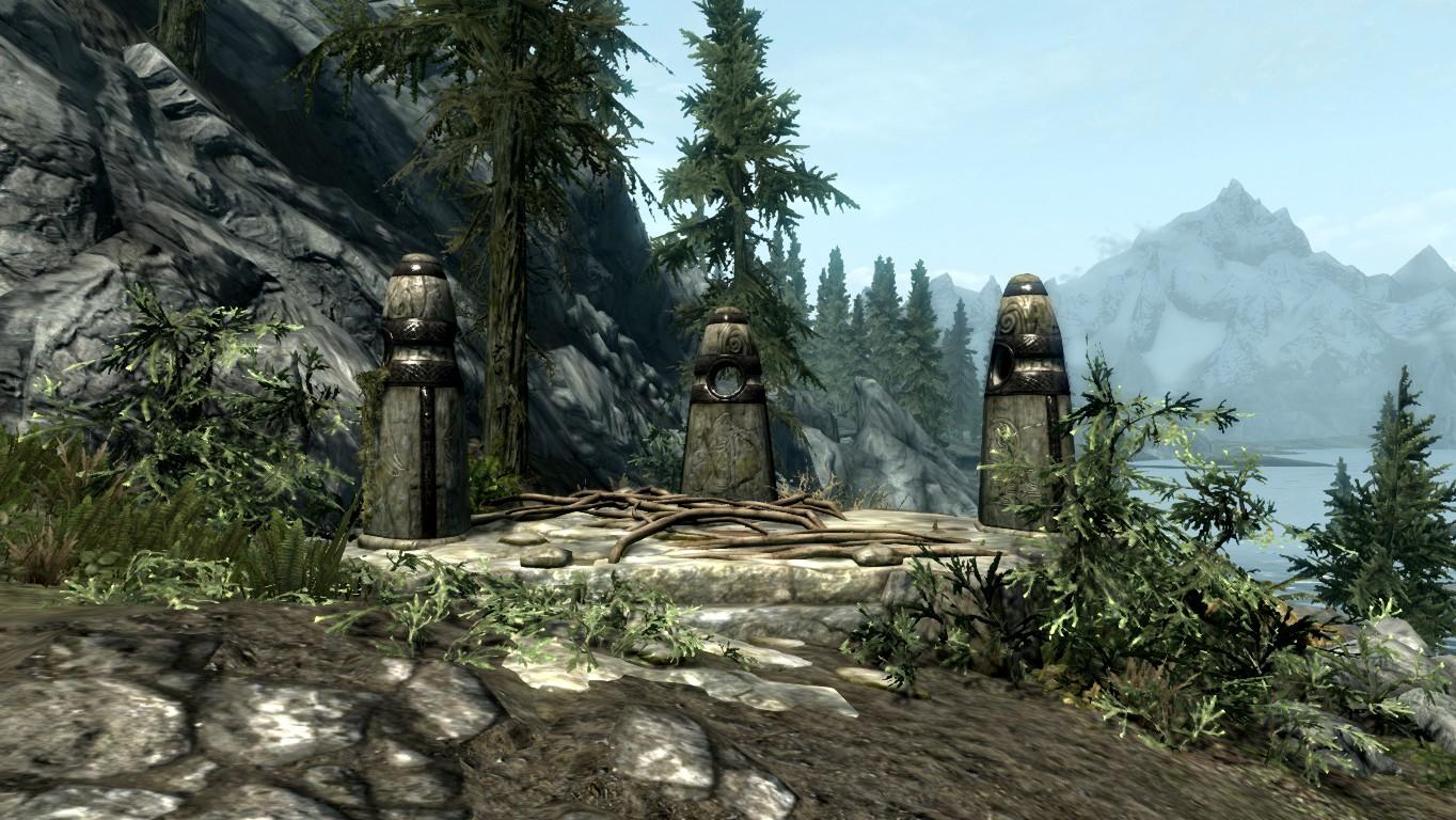 Камни-хранители (локация)