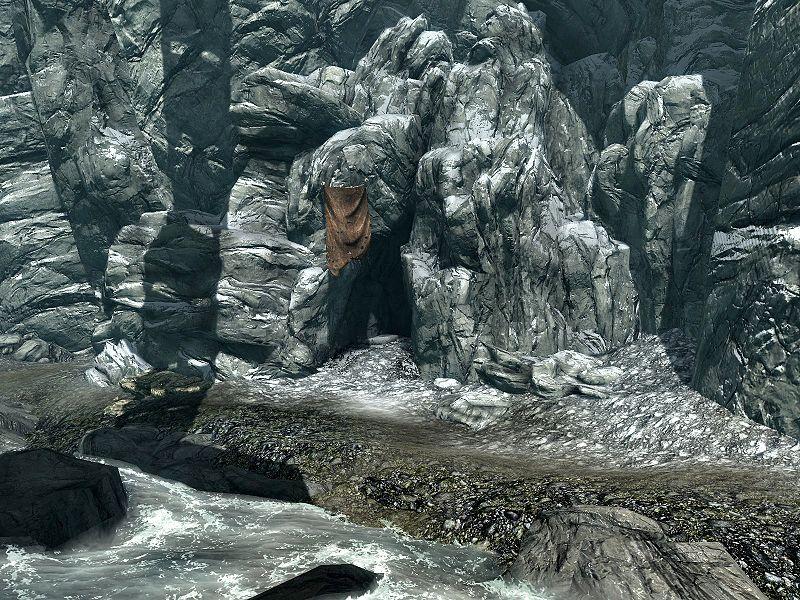 Пещера Крутой Склон