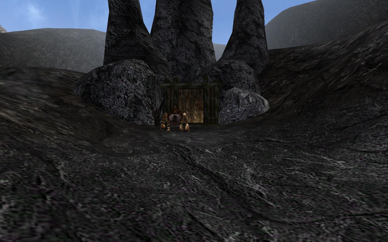 Яичная шахта Маэса Шаммус