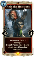 Aela the Huntress (Legends) DWD