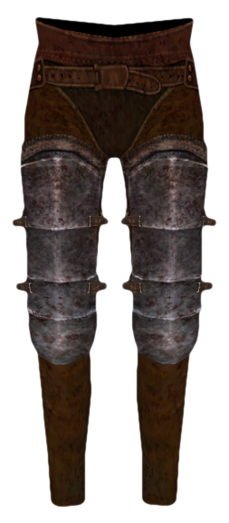 Iron Greaves (Oblivion)