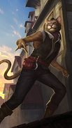 Khajiit avatar 3 (Legends)