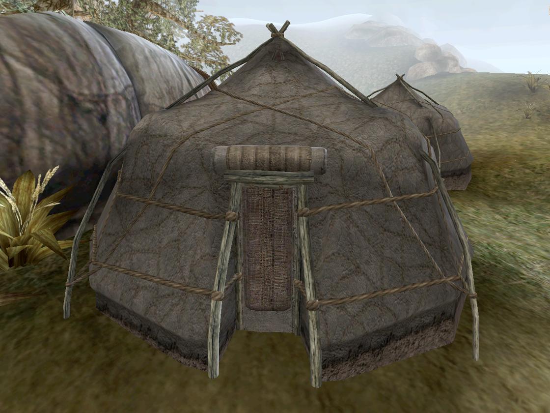 Kuda's Yurt