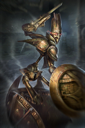 Stronghold Eradicator card art