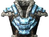 Сталгримовая лёгкая броня