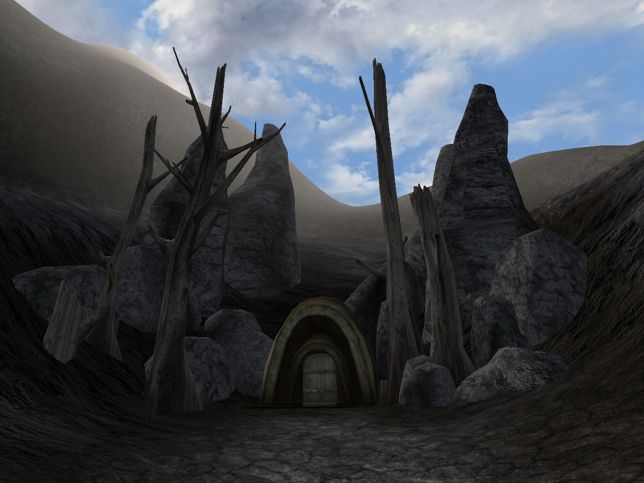 Alas Ancestral Tomb