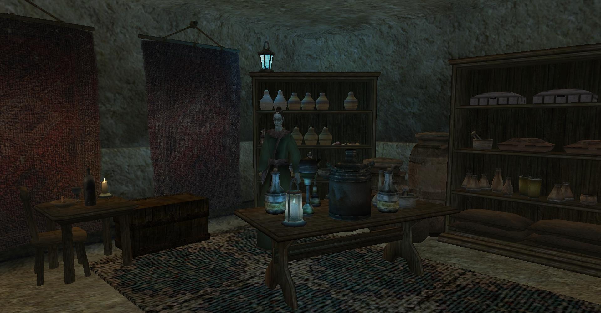 Andilu Drothan: Alchemist