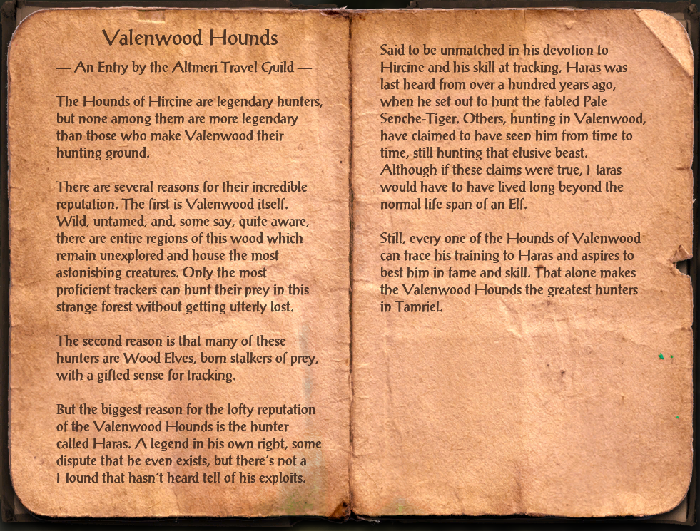 Valenwood Hounds