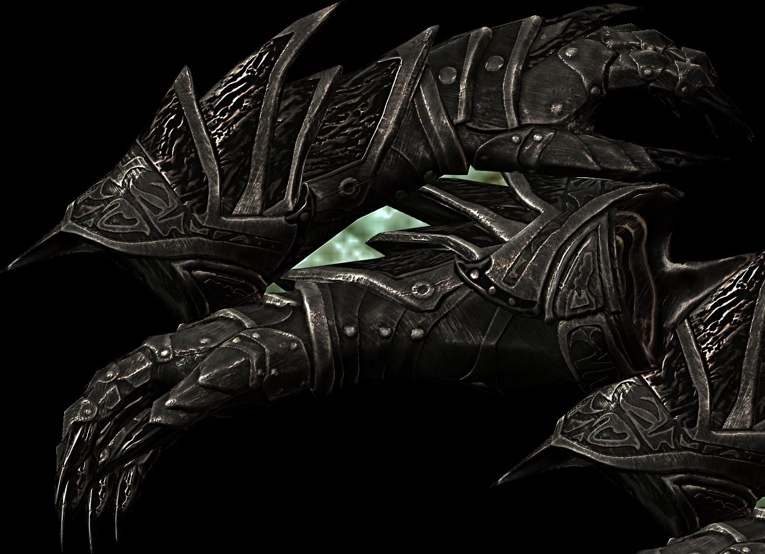 Daedric Gauntlets (Skyrim)