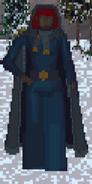 Kobieta z Hammerfell podczas zimy (Arena)