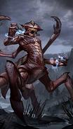 Krwiożerczy dreugh (Legends)