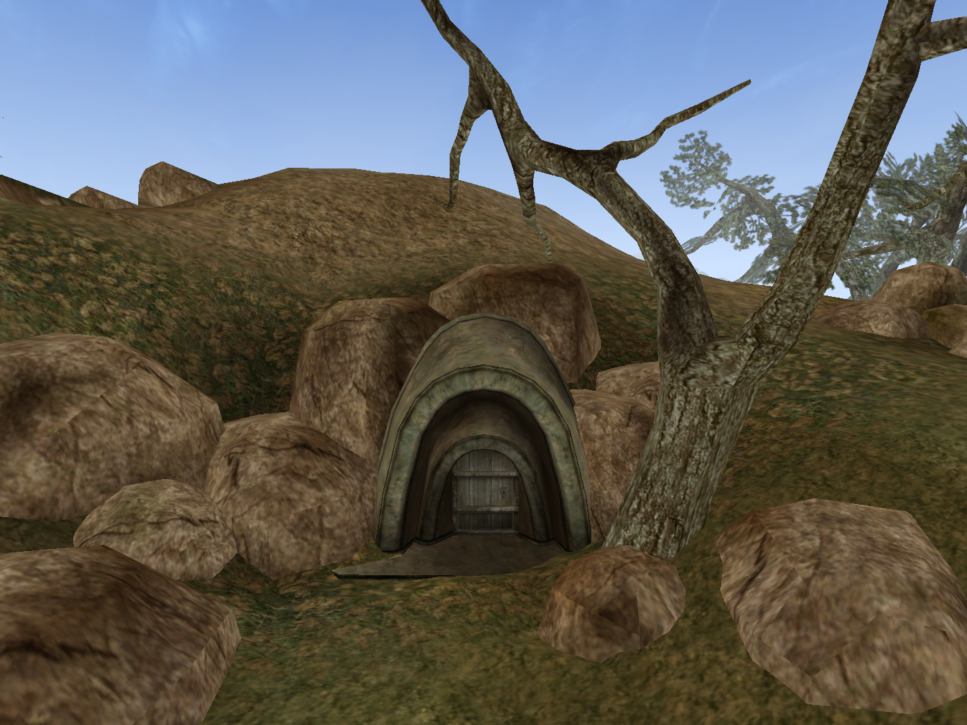 Sethan Ancestral Tomb (Morrowind)