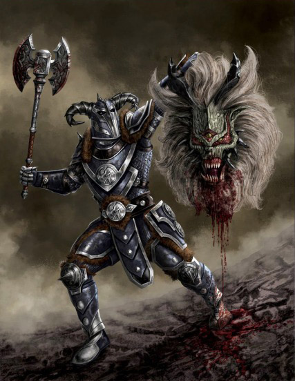 Arms and Armor of the Nordic Champion: Skegglund Stormcloak